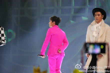 2013mama颁奖典礼全图曝光 Bigbang队长GD独拿四个奖成最大赢家