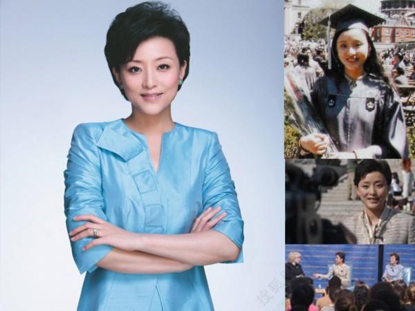学术大师VS华人美女 哥伦比亚大学的中国情缘