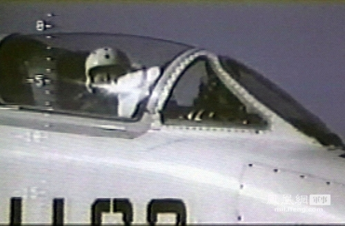 座舱内是中国英雄飞行员王伟-俄媒谈中美日东海空中对抗 南海撞机迟