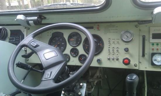 7导弹车内部构造