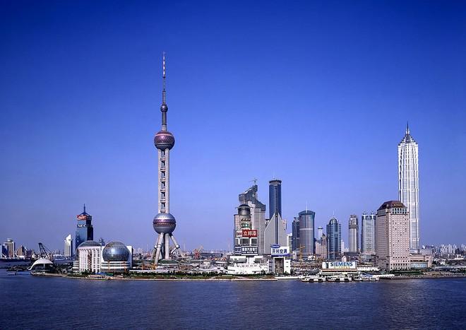 中国城市新分级名单出炉 盘点新一线城市地标建筑【组图】