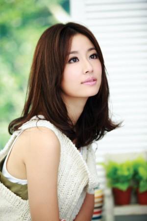 2013亚洲十大美女明星排行榜