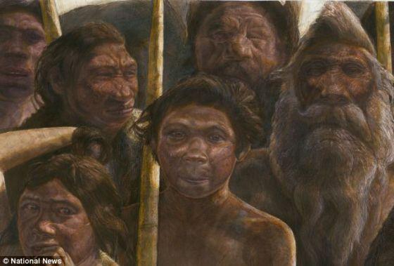 科学家从40万年前最古老人类腿骨化石获取DNA