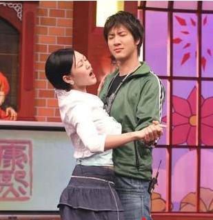 王力宏 吴奇隆/冯绍峰吴奇隆王力宏被小S吃豆腐的帅哥男星/图