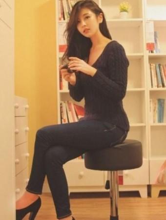 韩国主播bj佳琳; 人气美女主播bj佳琳湿身低胸照