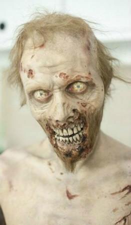 怪物背后的真相 揭秘国外的特效化妆惊爆眼球