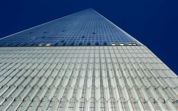 自由之塔——新世贸大厦 - 暖雪8521 - 暖雪8521