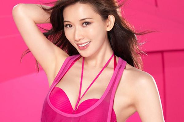林志玲内衣代言-柳岩李小璐朴信惠林志玲 揭身材比脸抢戏的女星