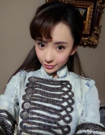 诺澜《爱情公寓4》插足曾小贤胡一菲图片