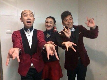 北京卫视春晚语言类节目一致好评花样节奏白凯南反串成笑点小沈阳