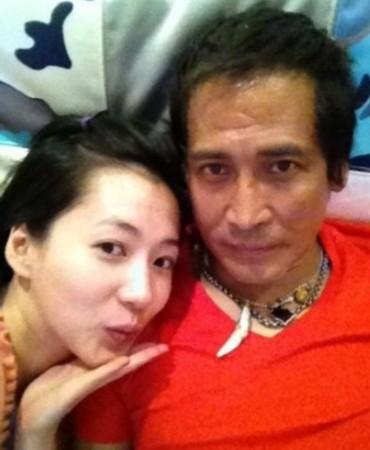 齐秦老婆_南海网 新闻中心 娱乐新闻 明星聚焦    最近,台湾歌手齐秦29岁老婆