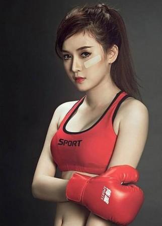 你敢相信吗?越南15岁美女拳击手走红网络