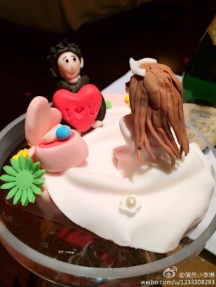 送男友创意蛋糕图片