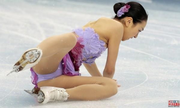 索契冬奥会流行比基尼