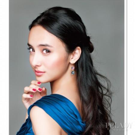 米兰达-可儿斯嘉丽 学女星发型hold住优雅气质图片