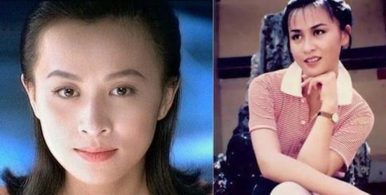年轻时的刘嘉玲,苏州美女名不虚传.-盘点被岁月催老的女神 林心如图片