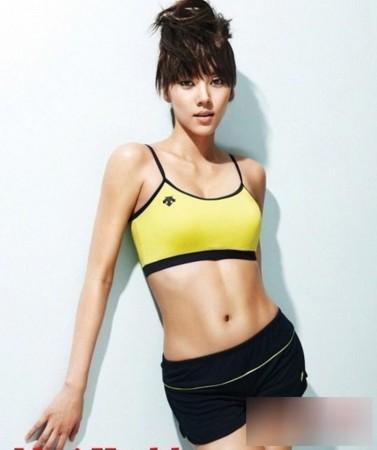 韩国圆脸女明星