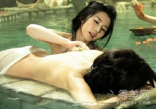 最全女星湿身出浴照/图