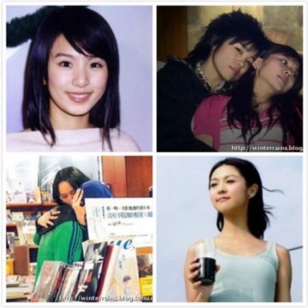 """琪张韶涵疑似\""""同性恋\""""的女明星【图】-深陷同性恋绯闻的十大女星"""