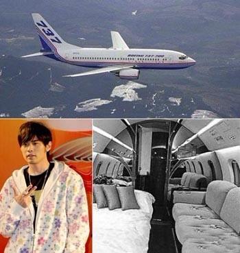 成龙斥资两亿买飞机 细数拥有私人飞机的明星