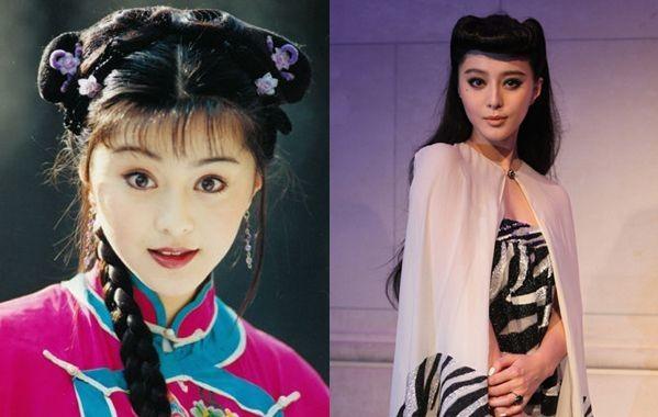 哈利波特演员今昔对比_韩女星今昔容颜对比