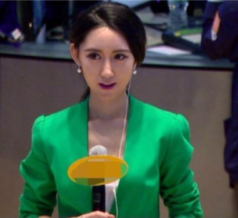 新浪最美女主播PK朝鲜女主播 网友:娄艺潇佟丽