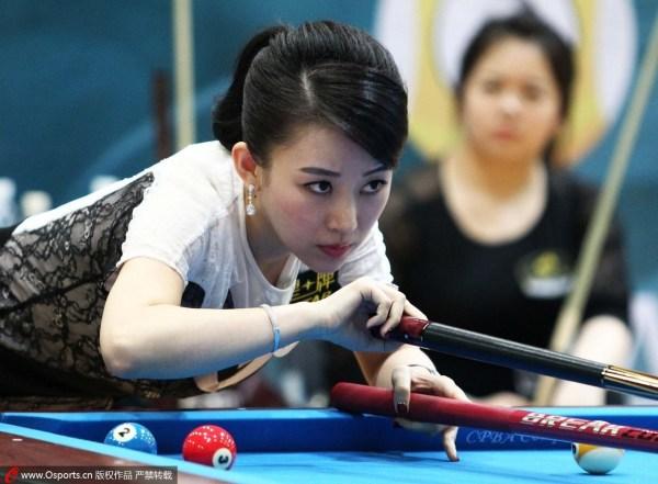 潘晓婷博客除了用其精湛的球技让中国球迷