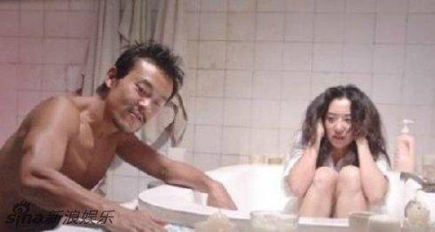 影帝廖凡与林志玲莫小棋激情剧照曝光组图