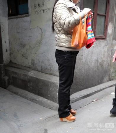 上海弄堂的性工作者(高清组图)