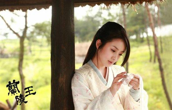 赵丽颖杨蓉林依晨 盘点演古装很美的娃娃脸明星图片