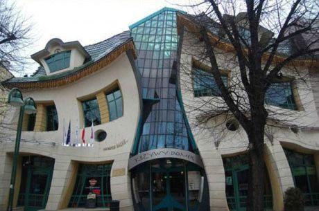 沈阳乱码大楼令人眼花缭乱 盘点个性建筑