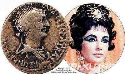 探索古银币上埃及艳后的真面貌