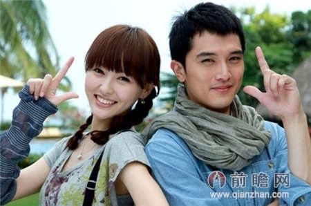 贞扮演者赵丽颖,这一消息一度让罗晋的感情生活成迷
