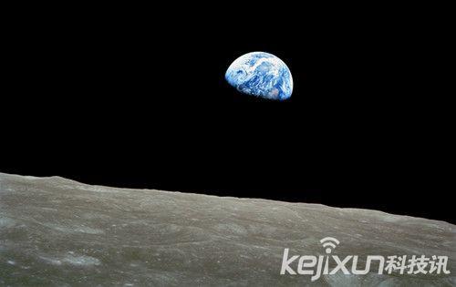 月球诞生新说 45亿年前地球大核爆形成