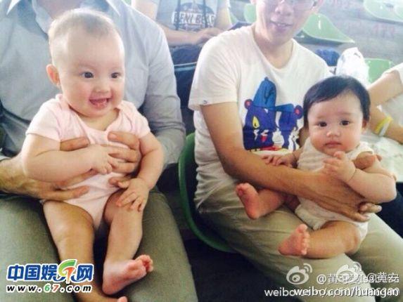 中国可爱萌小朋友