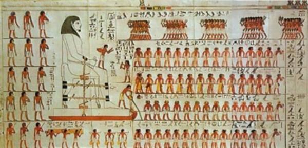 金字塔巨石搬运之谜揭晓:滑橇前铺设湿沙