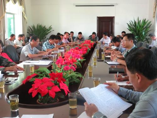 白沙七坊镇组织全体干部职工开展义务植树活动 · 白沙县总工会:学习
