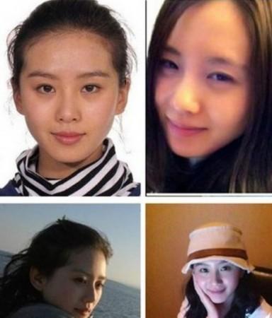 范冰冰刘晓庆变村姑 女神素颜照幻灭竟成女鬼/图