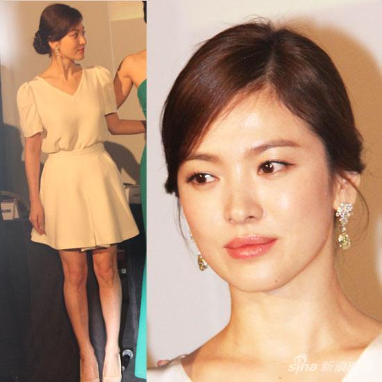 中日韩三国女星的区别