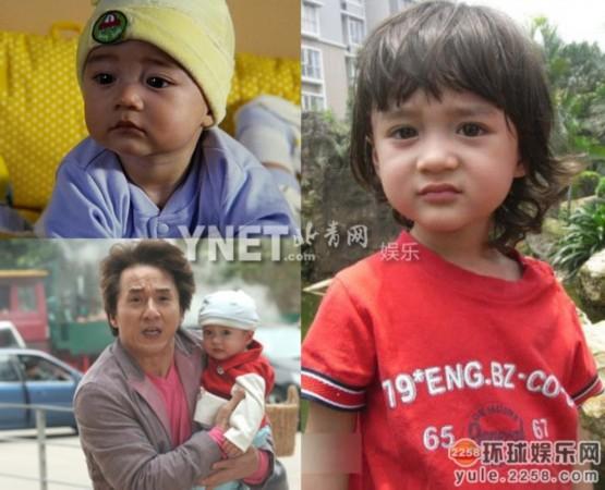 大杂烩     当年的网络红人,大热流行的qq表情——励志小男孩.