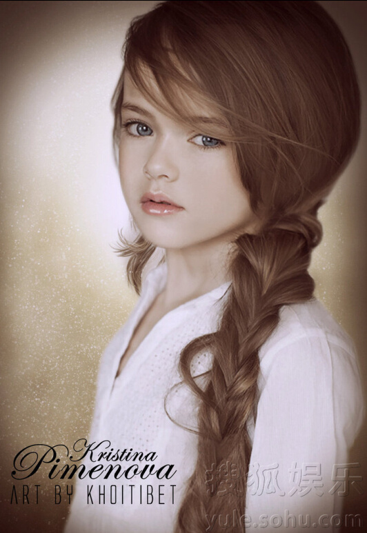 拍av的萝莉_俄罗斯9岁萝莉模特走红 长相甜美不失大气[组图]
