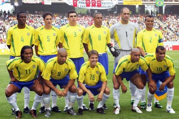 巴西世界杯主力阵容_02年巴西队阵容 巴西队历届最强阵容?