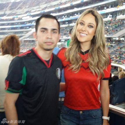 墨西哥美女主播 墨西哥女主播