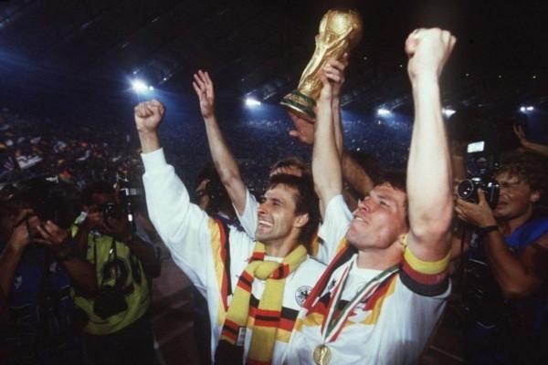 贝皇专栏 德国将2 0夺冠 这支球队比1990年更强图片