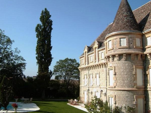 古堡内部结构设计图
