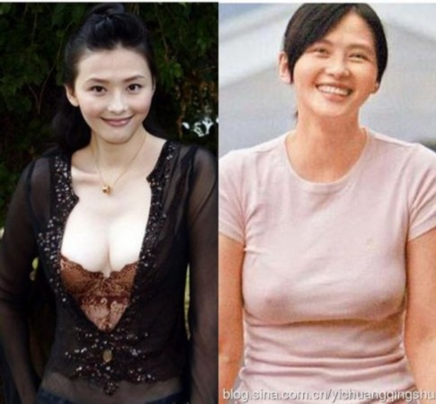 李湘怎么突然胖了_图张惠妹李湘布兰妮胖女生怎么穿衣搭配胖女