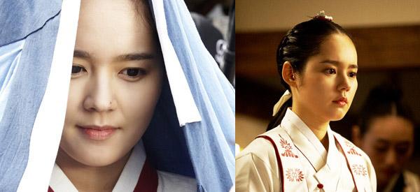 韩佳人 2012年《拥抱太阳的月亮》