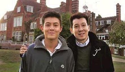 陈冠希父亲陈泽民资料:图片