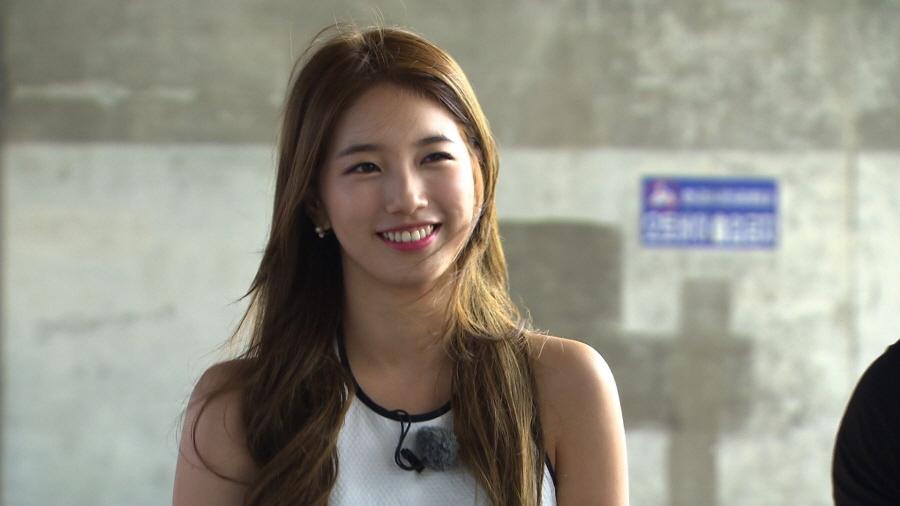 搜狐韩娱讯 近日,韩国女子组合miss A成员秀智作为单独嘉宾出演了SBS电视台综艺节目《Running Man》韩流明星特辑竞赛,散发出清纯可爱的双重魅力,牢牢吸引了人们的视线。此外,由秀智出演的该期《Running Man》将于10日下午播出。bnt新闻/供稿 舒心/文 SBS/图