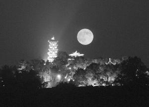 神话中少有月亮记载 或因与现代概念不同
